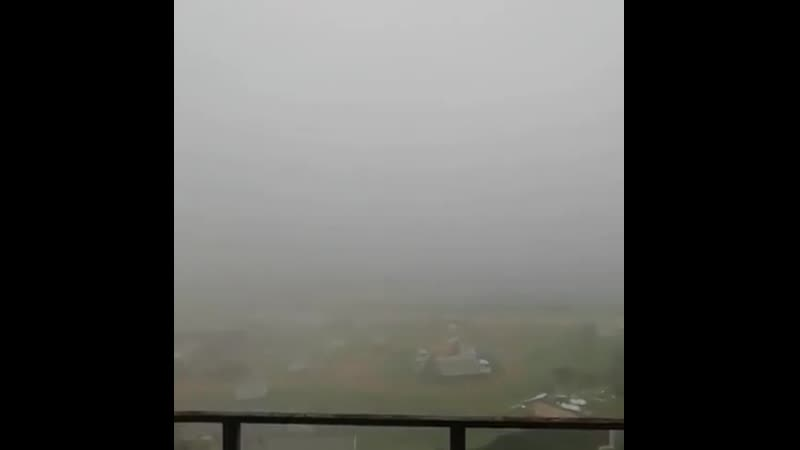 Це не кадри з фільму Сайлент Хілл. Це Улан-Уде охоплений димом через бурхливих лісових пожеж. Коли гасити палаючий ліс економічн