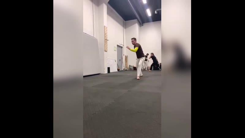 бауманка тренировка