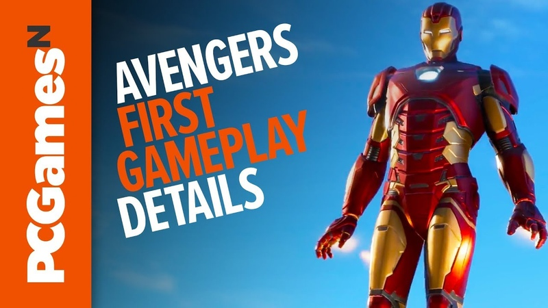 Marvel's Avengers | First gameplay details