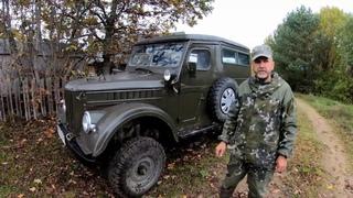 Деревенские будни ГАЗ-69. Вторая жизнь советского внедорожника