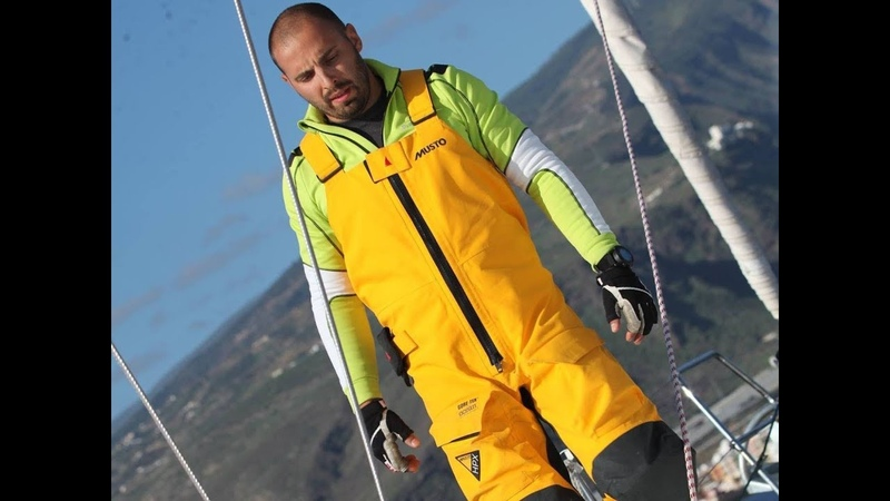 Тест яхтенной одежды MUSTO HPX, MUSTO LPX, перчаток Gill и Slam   Кругосветка Капитан ГЕРМАН