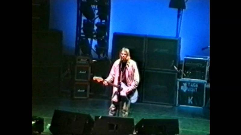 Nirvana - Zénith Oméga, Toulon 1994