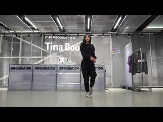 Tinashe, MAKJ - Save Room For Us  Tina Boo Choreography