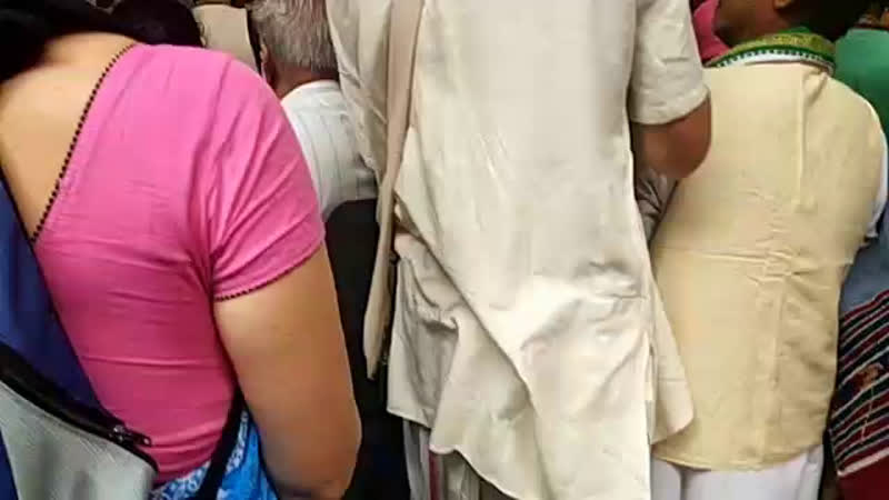 14 ноября ВМП Вриндавана парикрама храм Радха Дамодар