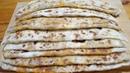 KIYMALI GÖZLEME TARİFİ (A Savory Turkish Pancake)