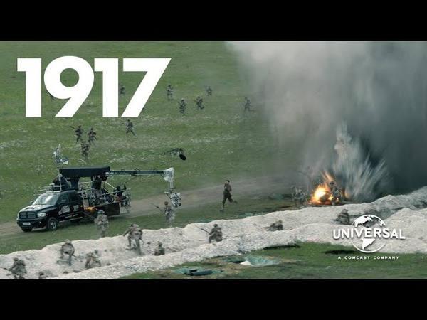 1917 О съемках фильма В кино с 30 января