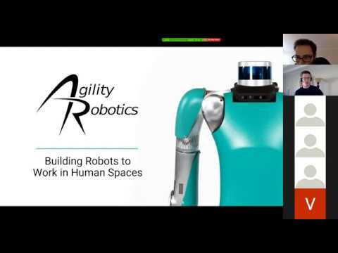 Building Robots to Work in Human Spaces 2020 ICRA Presentation