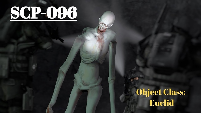 SCP-096 [Contained] - SFM