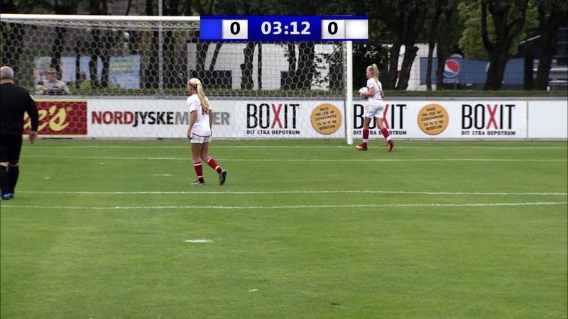 Dana Cup 2016 G12 final Skedsmo FK NOR Ylämyllyn Yllätys FIN