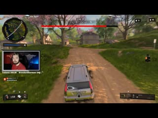 Yall ever seen a tomahawk kill... into a moving car.... from a moving car!? Black Ops 4