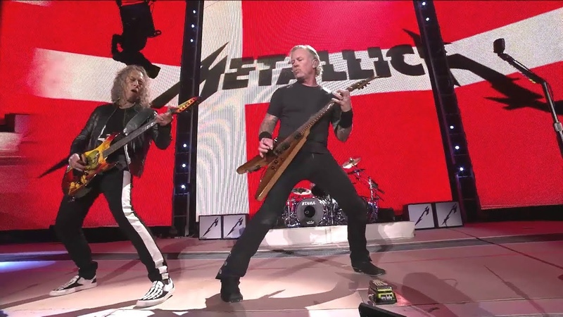 Metallica - Live in Copenhagen, Denmark (2019) [Full Webcast] [AUDIO UPGRADE]
