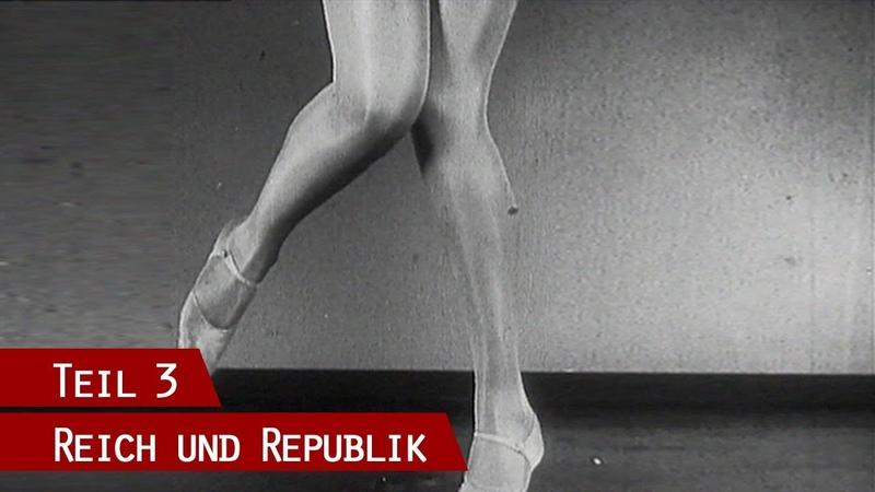 Die Goldenen Zwanziger 1918 1933 Reich und Republik Folge 3
