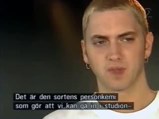Eminem. Интервью для шведского ТВ (1999 год) | на русском языке