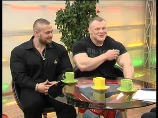 Алексей Лесуков и Станислав Колачёв