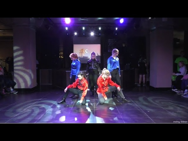 Oneus Twilight SOVA dance cover live