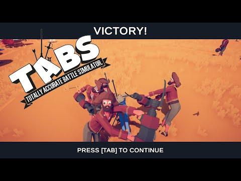 Сложно проходить симуляторы / Totally Accurate Battle Simulator №2