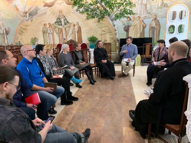 Выездной семинар в Сыктывкаре, изображение №6
