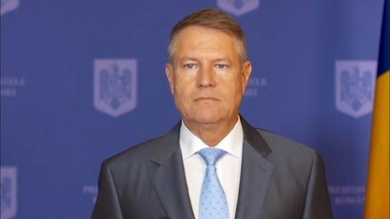 Iohannis anunţă 7.200 de persoane infectate cu coronavirus, în România