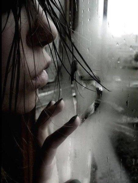 Картинки грусть на душе слезы