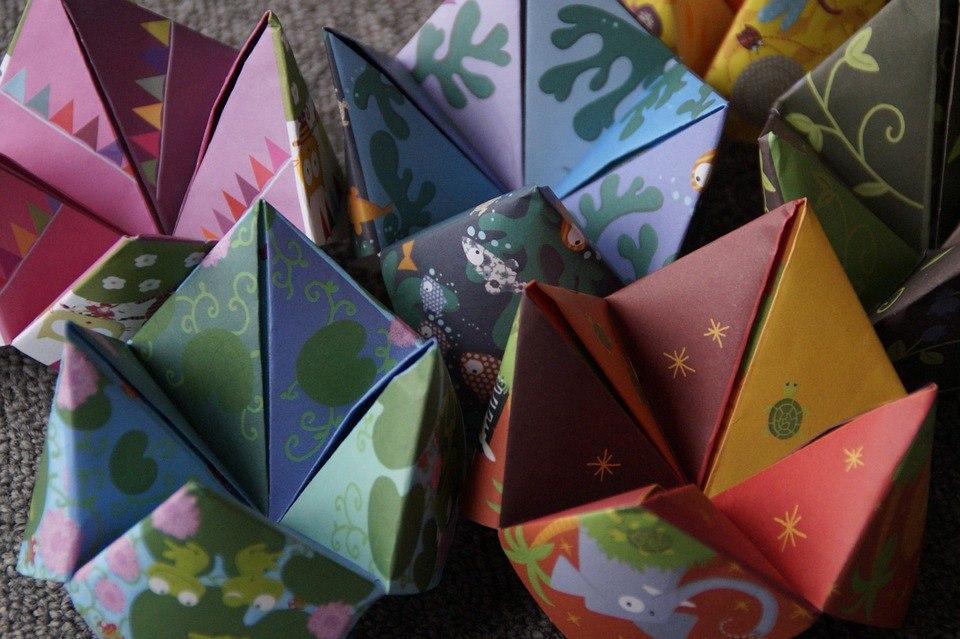 Мастер-класс по оригами и занятие в школе журналистики состоится в центре «Гармония» на 1-й Вольской