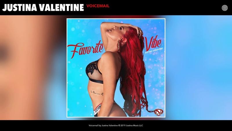 Justina Valentine - Voicemail (Audio)
