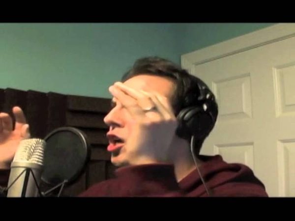 Man Gives Inspirational Speech In Arnold Schwarzenegger's Voice