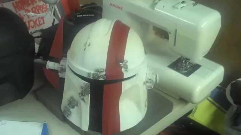 Mandalorian helm take 1