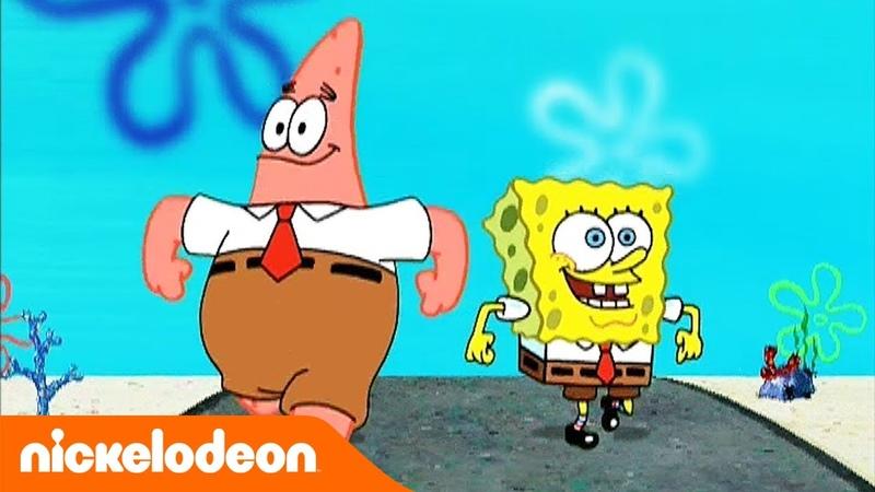 Губка Боб Квадратные Штаны 2 сезон 3 серия Nickelodeon Россия