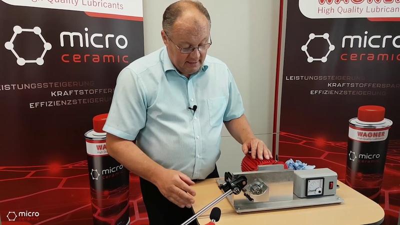 WAGNER Micro Ceramic Vorteile und Wirkung Testbericht