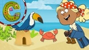 C Island Learn the ABCs with Captain Seasalt And The ABC Pirates