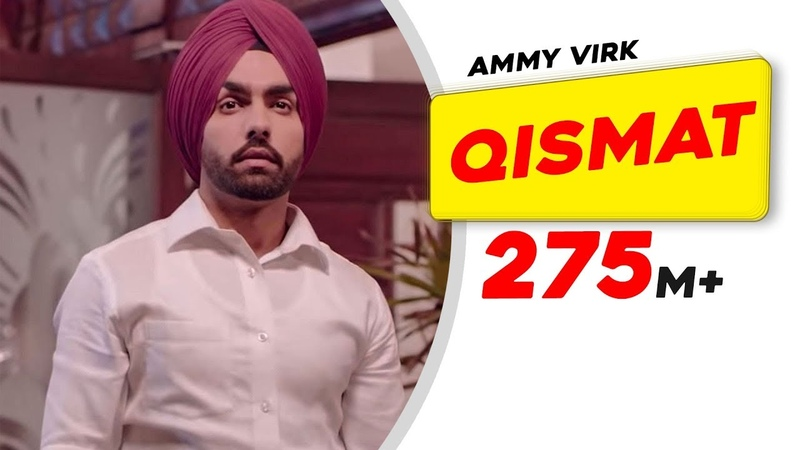 Qismat Full Video Ammy Virk Sargun Mehta Jaani B Praak Arvindr Khaira Punjabi Songs
