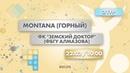 22.02.2021 1000 Montana Горный - ФК Земский Доктор ФБГУ Алмазова
