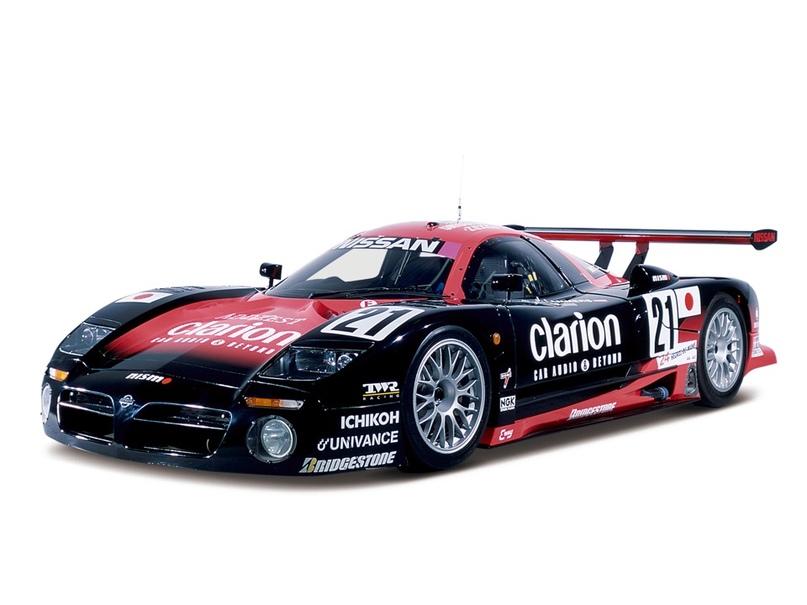 История суперкара Nissan R390 GT1, изображение №4