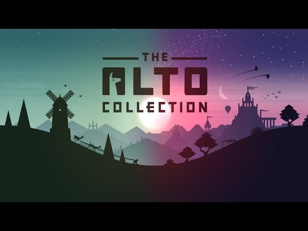 The Alto Collection Coming Soon to The Epic Games Store Xbox PlayStation 4 and Nintendo Switch