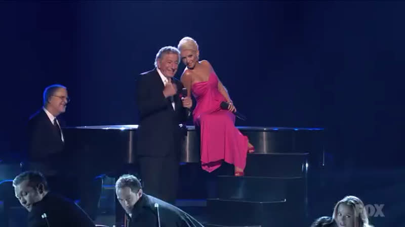 Christina Aguilera Tony Bennett - Steppin Out
