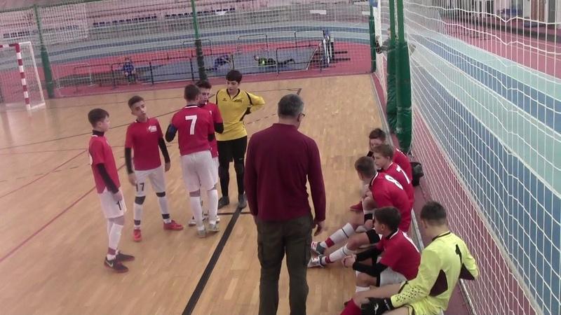 2019 20 Кубок 06 07 Весна СШ Сосногорск 1 тайм