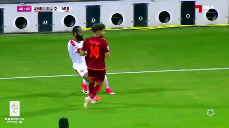 Видео обзор матча Умм-Салаль - Аль-Араби