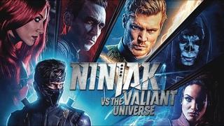 NINJAK VS THE VALIANT UNIVERSE - The Complete Webseries