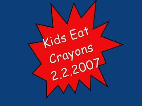 Kids Eat Crayons February 2nd 2007 Barfly Montréal