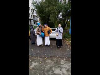 Хари Кришна)))