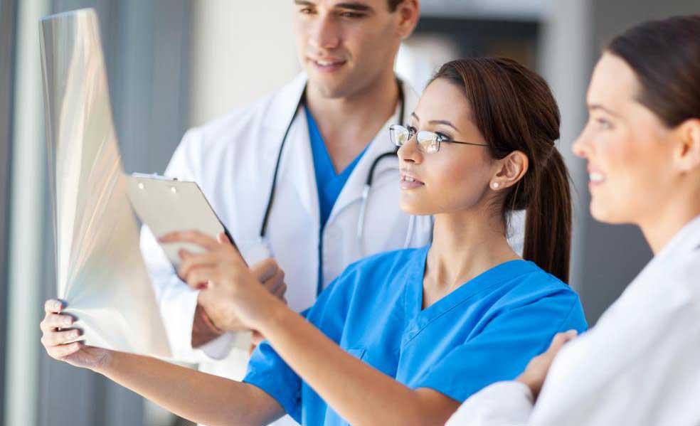 Медицинская визуализация часто позволяет врачам поставить диагноз без инвазивного тестирования.