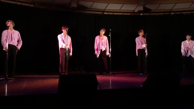 190511 B.I.G - Lemon LIVE in Osaka