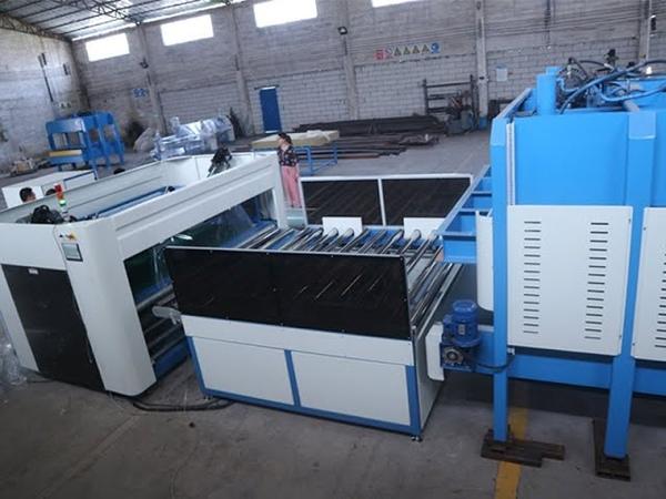 JK-CR1 Automatic Mattress Packing Machine
