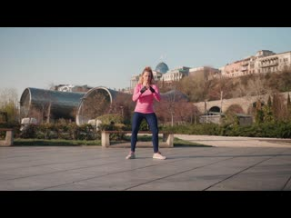 Tanya - Workout on the