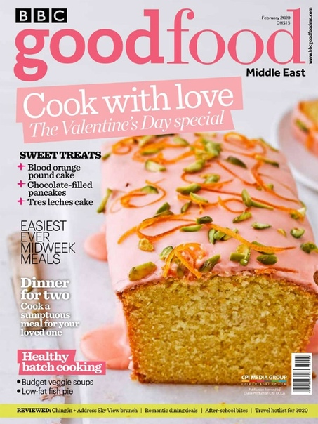 BBC Good Food Middle East - February 2020