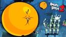 ПРИКОЛЬНЫЙ ПУХЛИК! Новая ЗЛАЯ ПТИЧКА - БАБЛС Мульт игра Angry Birds 2