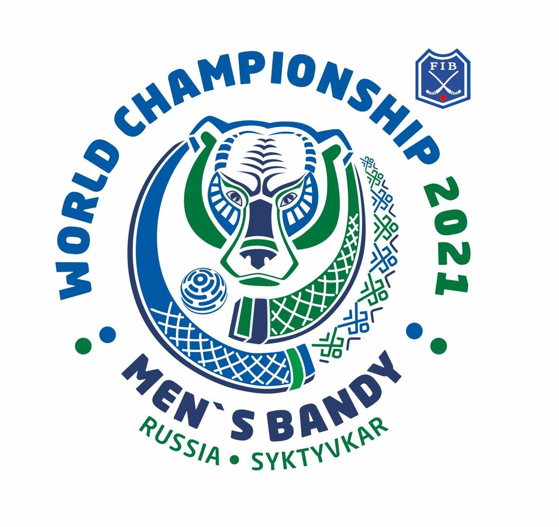 Чемпионат мира по хоккею с мячом 2021 года в Сыктывкаре обрел эмблему, изображение №4