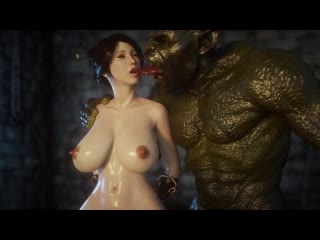 Secret Of Beauty 4 (Секрет Красоты 4) - [Affect3D] [UNCENSORED / без цензуры] (3D porn / hentai)