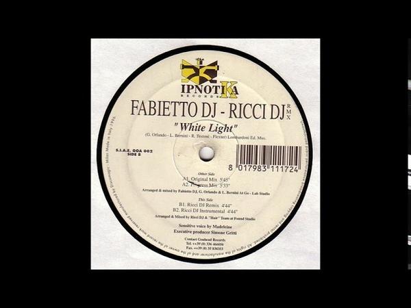 Fabietto DJ - Ricci DJ - White Light (Ricci DJ Remix)