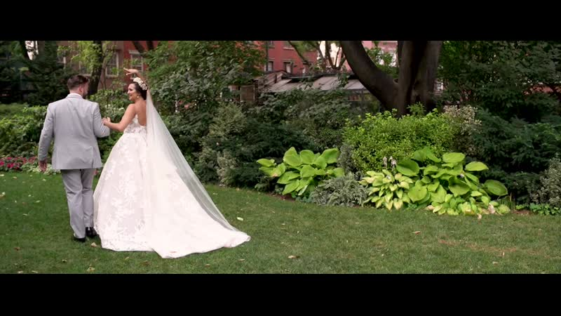 Свадьба Челси и Чейса Мейер в Нью Йорке 06 07 19